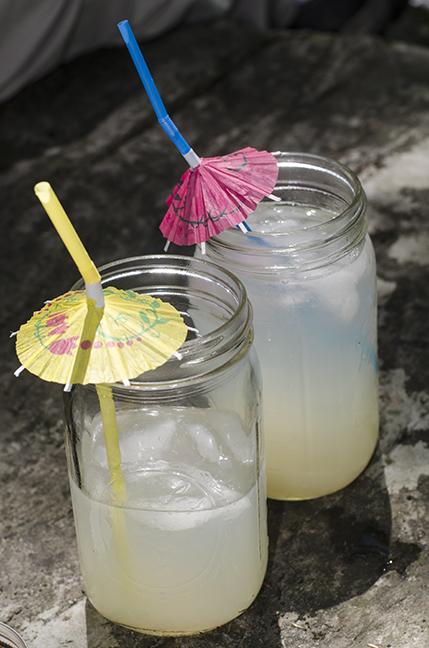 AHH...Iced Cold Lemonade